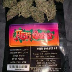 buy Jungle Boys Kush Sorbet #2 online
