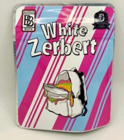 Buy White Zerbert Backpackboyz